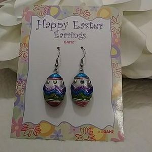 Jewelry - Easter Egg Earrings